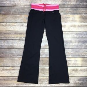 26d9e25fff ALO Yoga Pants | Alo Size Large Bootcut Black Athletic | Poshmark